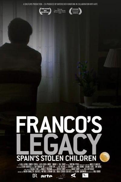 Caratula, cartel, poster o portada de La herencia de Franco. Los bebés robados en España