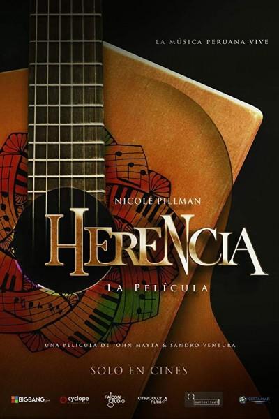 Caratula, cartel, poster o portada de Herencia: La película