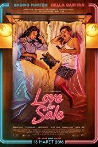 Caratula, cartel, poster o portada de Love for Sale
