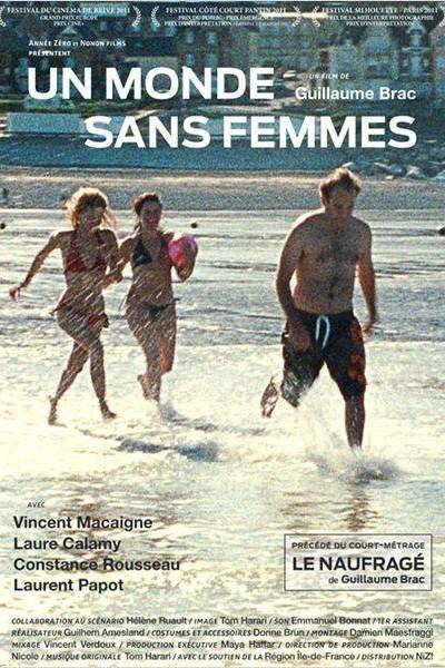 Caratula, cartel, poster o portada de Un mundo sin mujeres