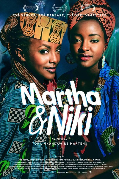 Caratula, cartel, poster o portada de Martha & Niki