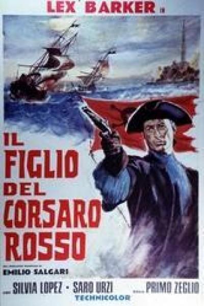 Caratula, cartel, poster o portada de La venganza del corsario