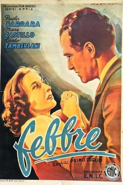 Caratula, cartel, poster o portada de Fiebre