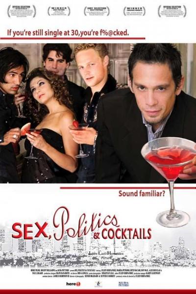 Caratula, cartel, poster o portada de Sex, Politics & Cocktails