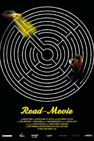 Caratula, cartel, poster o portada de Road-Movie