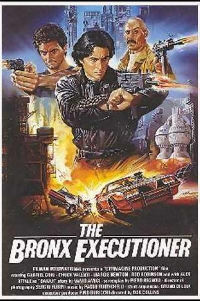 Caratula, cartel, poster o portada de El ejecutor del Bronx