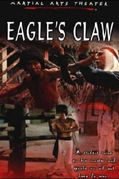 Caratula, cartel, poster o portada de En las garras del águila