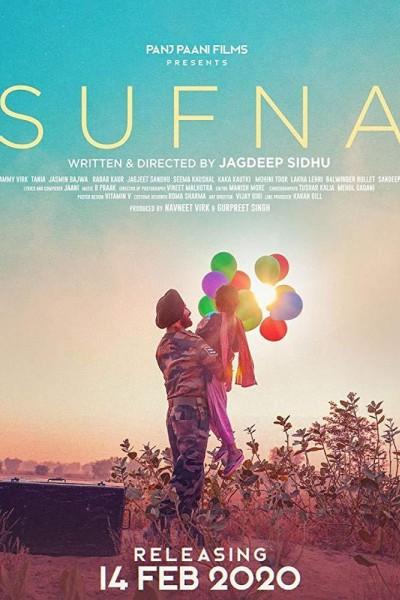 Caratula, cartel, poster o portada de Sufna