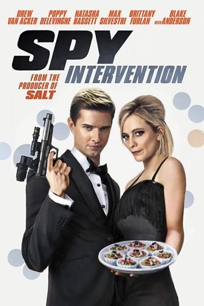 Caratula, cartel, poster o portada de Spy Intervention