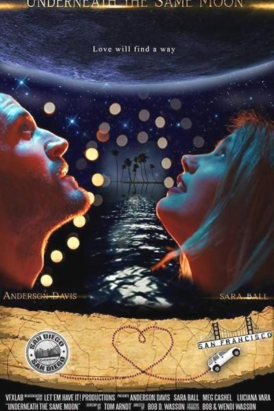 Caratula, cartel, poster o portada de Underneath the Same Moon