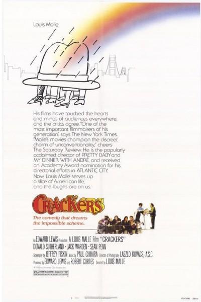 Caratula, cartel, poster o portada de Crackers