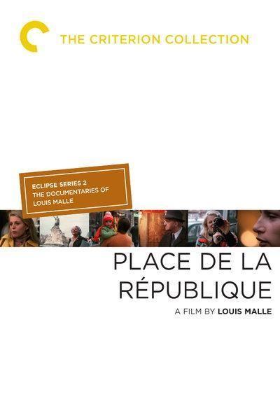 Caratula, cartel, poster o portada de Place de la République