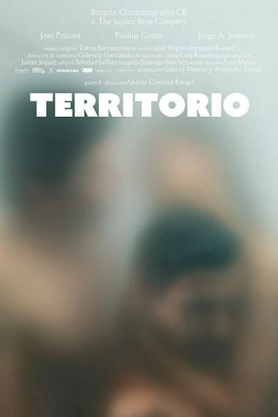 Caratula, cartel, poster o portada de Territorio