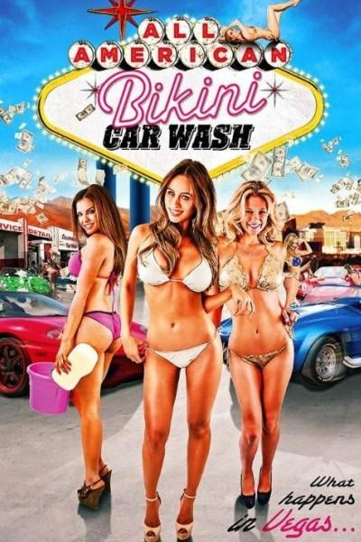 Caratula, cartel, poster o portada de All American Bikini Car Wash