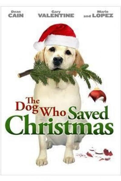 Caratula, cartel, poster o portada de El perro que salvó la Navidad
