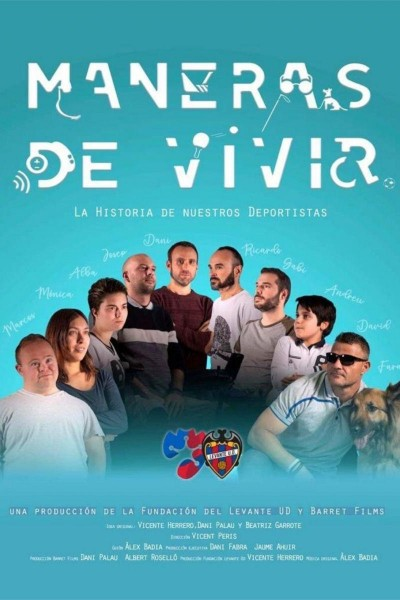 Caratula, cartel, poster o portada de Maneras de vivir