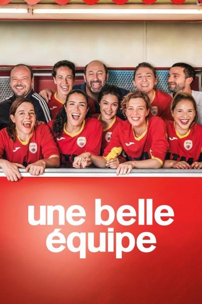 Caratula, cartel, poster o portada de Une belle équipe