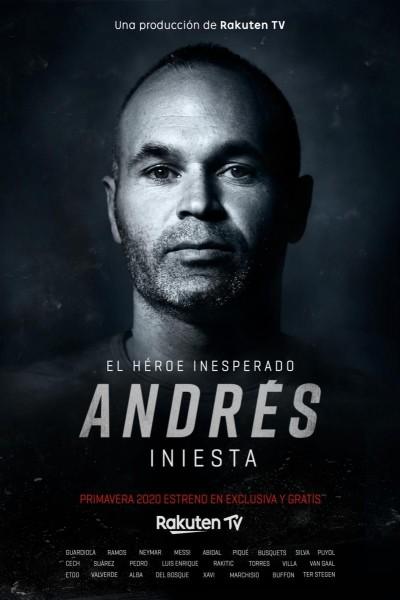 Caratula, cartel, poster o portada de Andrés Iniesta – El héroe inesperado