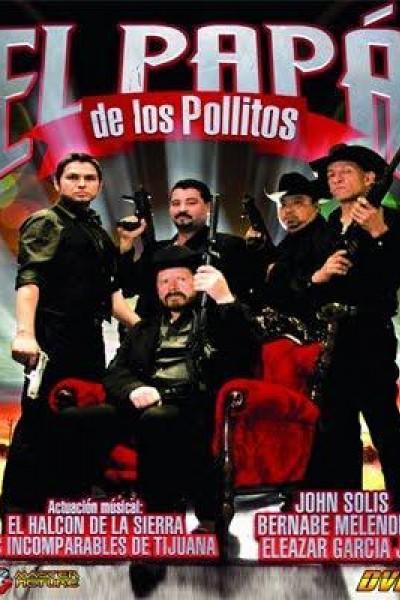 Caratula, cartel, poster o portada de El papá de los pollitos