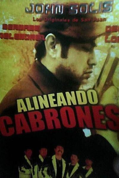 Caratula, cartel, poster o portada de Alineando cabrones