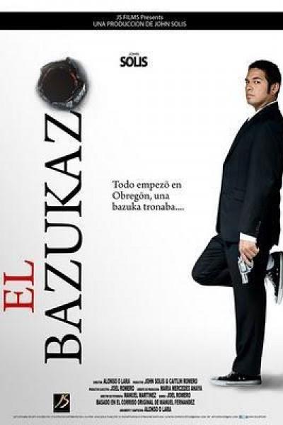 Caratula, cartel, poster o portada de El Bazukazo