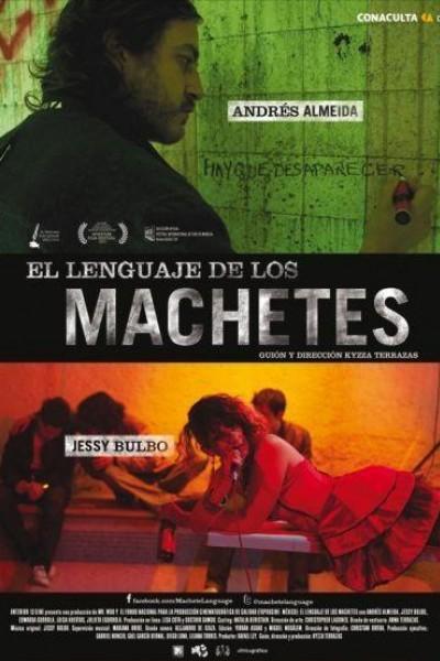 Caratula, cartel, poster o portada de El lenguaje de los machetes