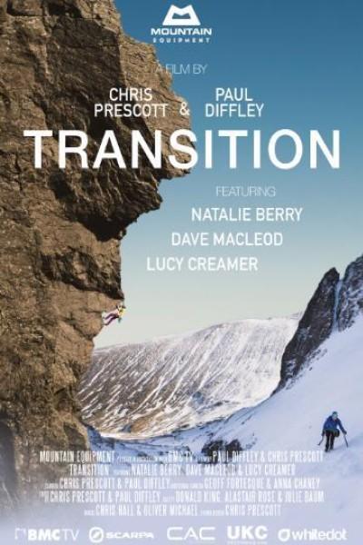 Caratula, cartel, poster o portada de Transition verticale