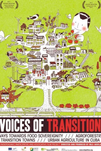 Caratula, cartel, poster o portada de Voices of Transition
