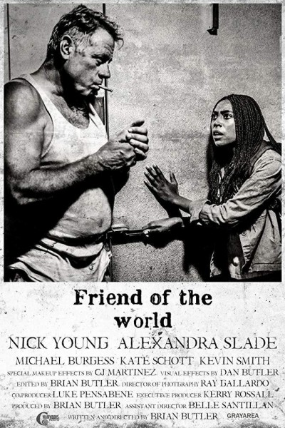 Caratula, cartel, poster o portada de Friend of the World