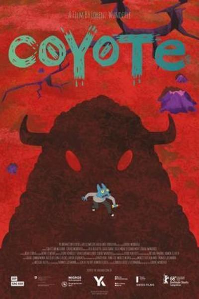 Caratula, cartel, poster o portada de Coyote