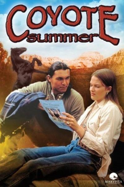 Caratula, cartel, poster o portada de Coyote Summer