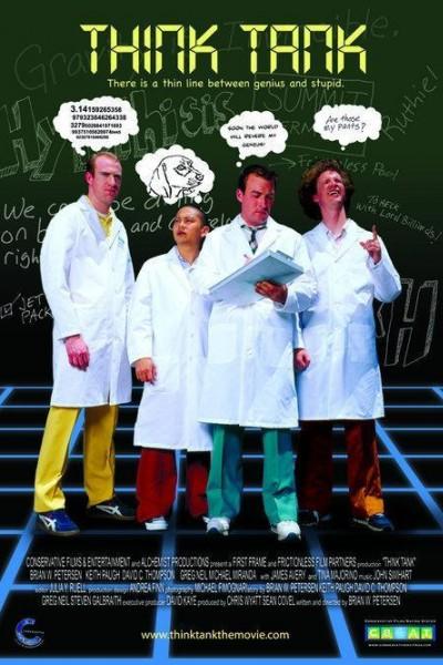 Caratula, cartel, poster o portada de Think Tank