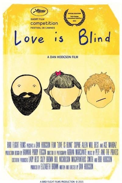 Caratula, cartel, poster o portada de Love Is Blind