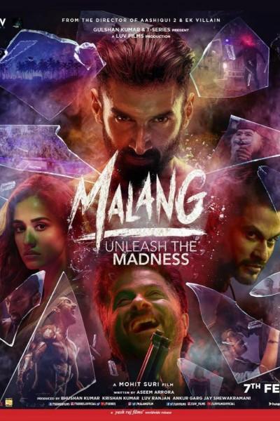 Caratula, cartel, poster o portada de Malang
