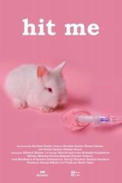 Caratula, cartel, poster o portada de Hit me