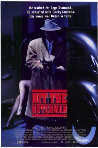 Caratula, cartel, poster o portada de Hit the Dutchman
