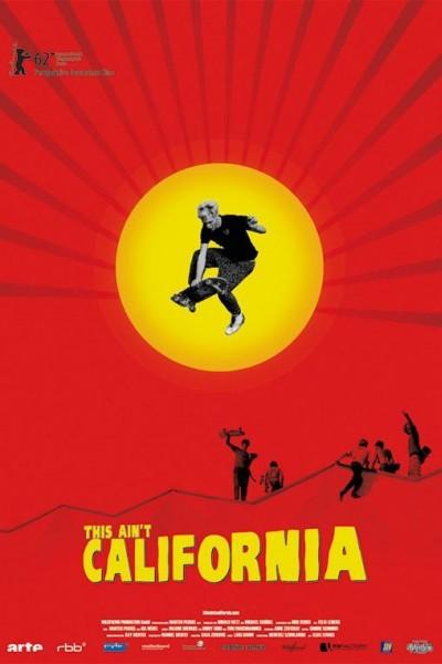 Caratula, cartel, poster o portada de Esto no es California
