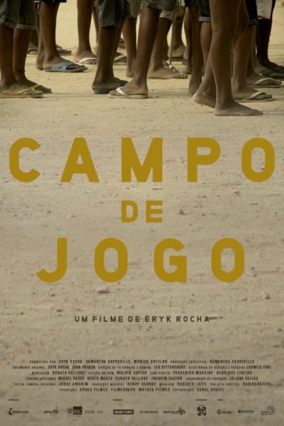 Caratula, cartel, poster o portada de Campo de Jogo