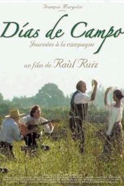 Caratula, cartel, poster o portada de Días de campo