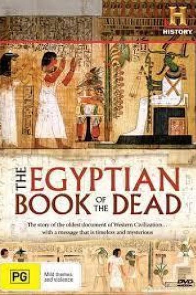 Caratula, cartel, poster o portada de El libro egipcio de los muertos