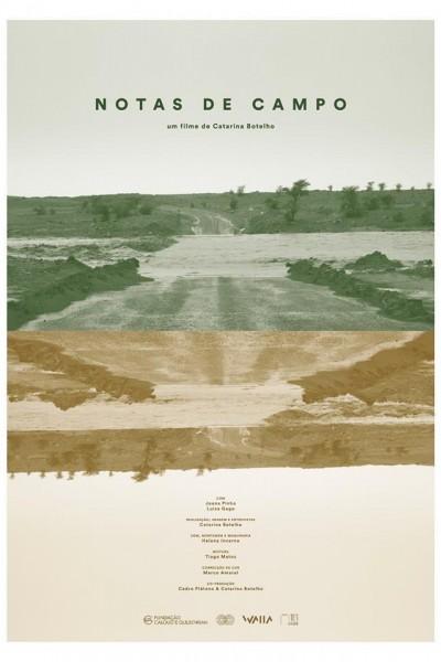 Caratula, cartel, poster o portada de Notas de Campo