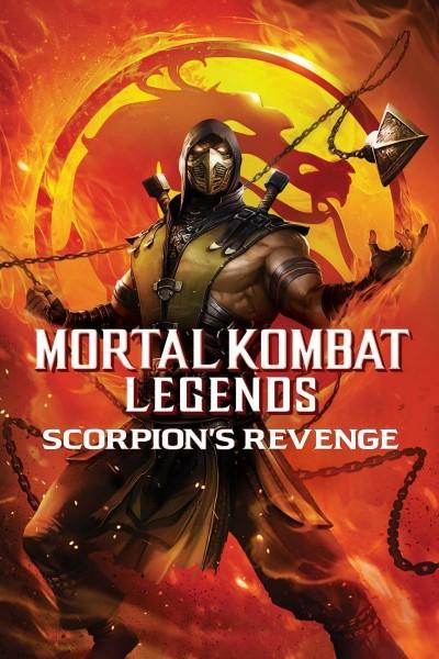 Caratula, cartel, poster o portada de Mortal Kombat Legends: Scorpion's Revenge
