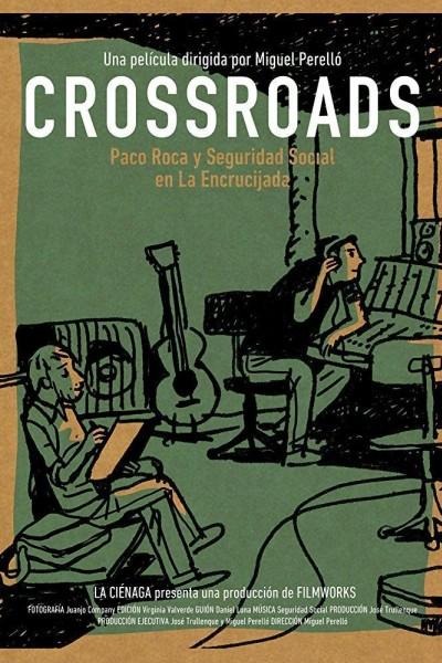 Caratula, cartel, poster o portada de Crossroads: Paco Roca y Seguridad Social en La Encrucijada
