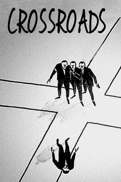 Caratula, cartel, poster o portada de Encrucijada
