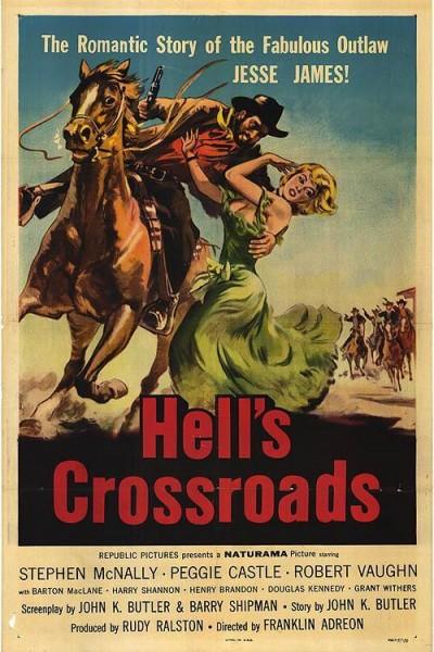 Caratula, cartel, poster o portada de Hell\'s Crossroads