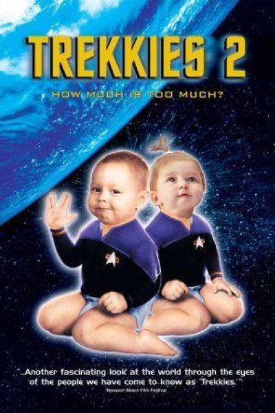 Caratula, cartel, poster o portada de Trekkies 2