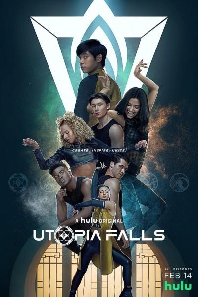 Caratula, cartel, poster o portada de Utopia Falls
