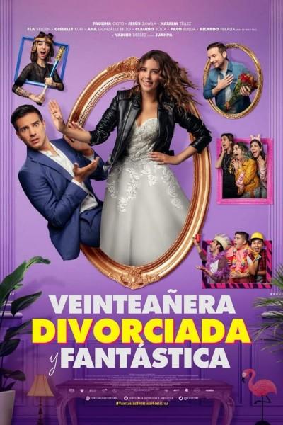 Caratula, cartel, poster o portada de Veinteañera, divorciada y fantástica