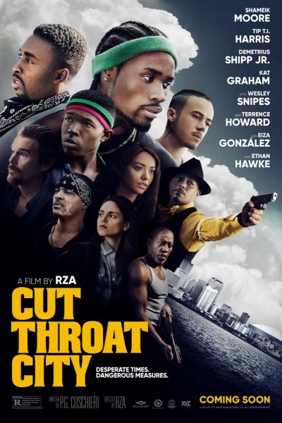 Caratula, cartel, poster o portada de Cut Throat City
