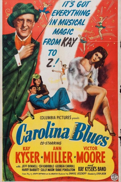 Caratula, cartel, poster o portada de Carolina Blues